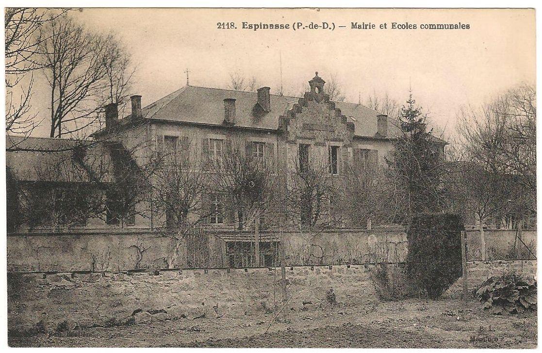 Mairie et Ecoles communales