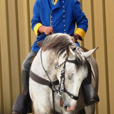 Le Général George Armstrong Custer
