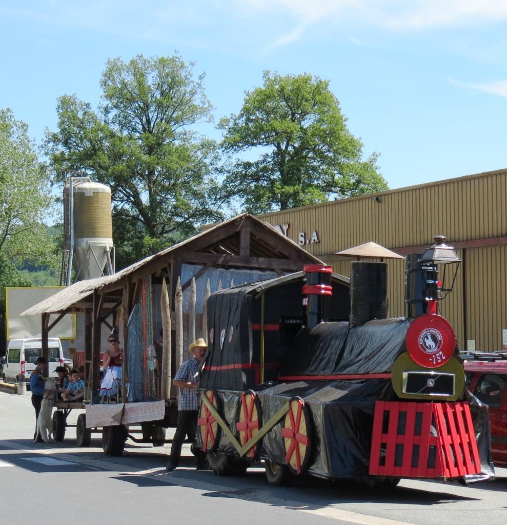 Le Train du Cheyenne and Northern Railway