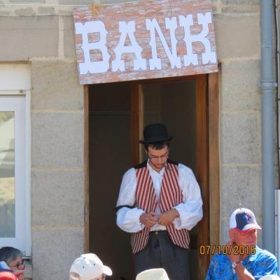 La banque de Las Pinas
