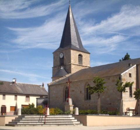 L'église Saint-Martin