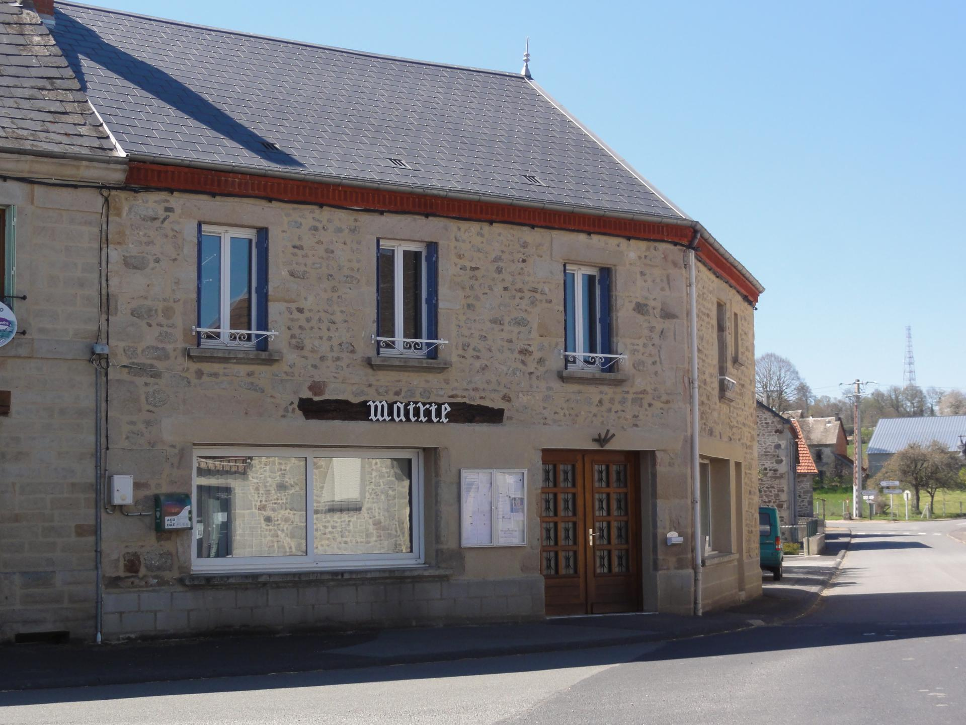 Mairie d'Espinasse