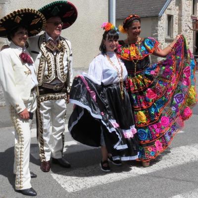 Les Mexicains de Las Pinas