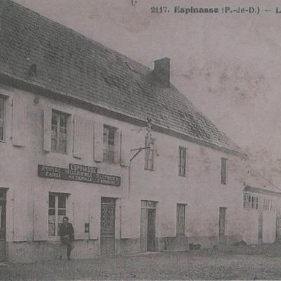 L'ancien bureau de poste